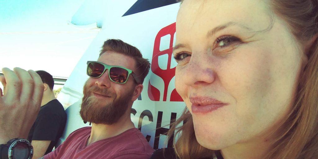 Alex und Vicky 2