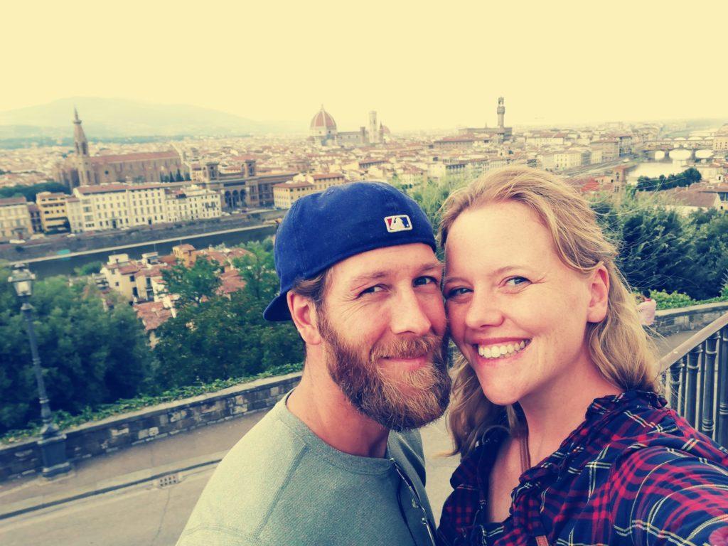 Florenz Piazzale Michelangelo