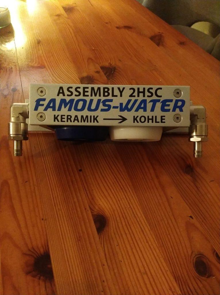 Wassersystem Filter Filtersystem