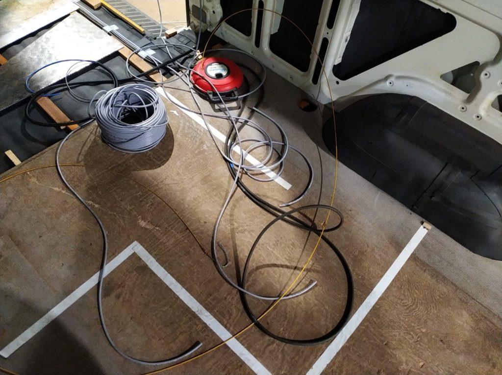 Elektrik im Campervan
