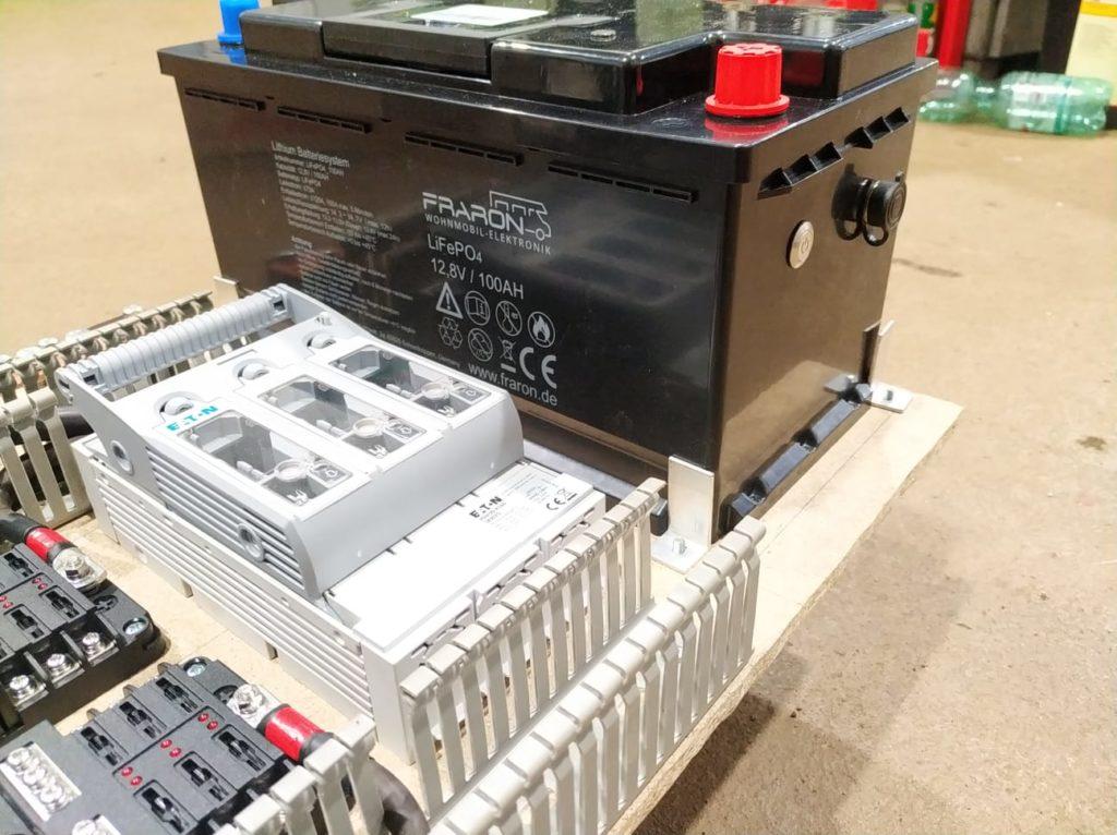 Unsere Batterie von Fraron